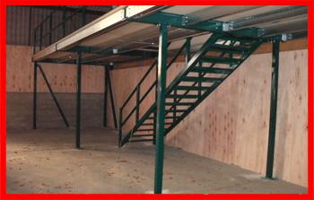 Mezzanine Floors Stairs Handrails For Mezzanine Floors