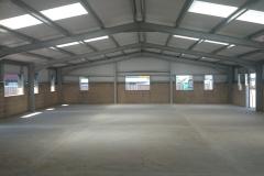 Ind C Steel Building-Horsham